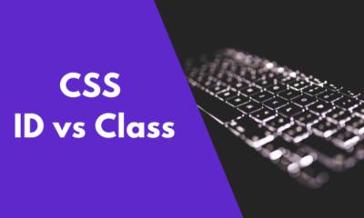 CSS ID vs Class